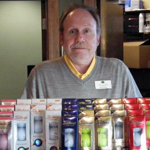 Mike Rifenbark - Head Golf Professional