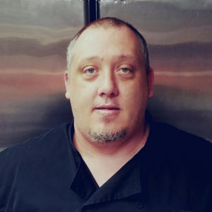 Mike Strong - Head Chef
