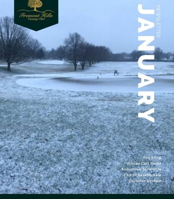 Fremont Hills January 2021 Newsletter